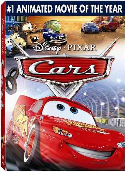 CARS BY WILSON,OWEN (DVD)